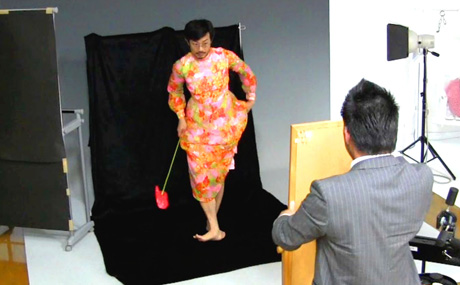 時花 -トキハナ- ~秋田公立美術大学 新任教員14の挨拶状